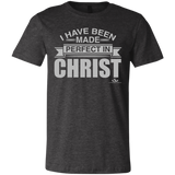 I HAVE BEEN MADE PERFECT IN CHRIST Jersey gifts, gift ideas