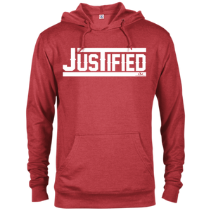 JUSTIFIED Hoodie gifts, gift ideas