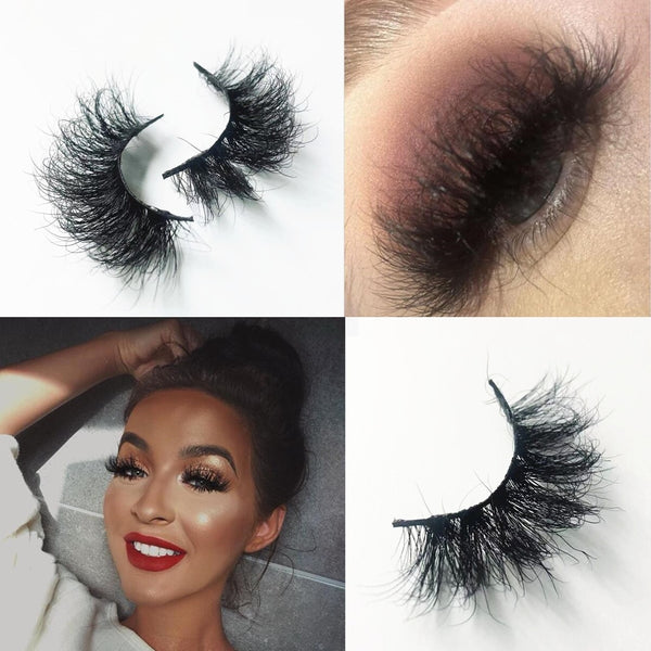 Fluffy Glamourous 3D Mink Eyelashes gifts, gift ideas