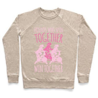 Friends who Spin together Sweatshirt gifts, gift ideas