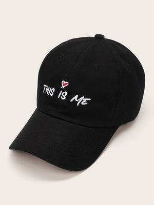 Slogan Embroidery Baseball Cap gifts, gift ideas