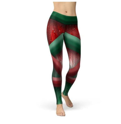 Christmas Holiday Wrap Leggings gifts, gift ideas