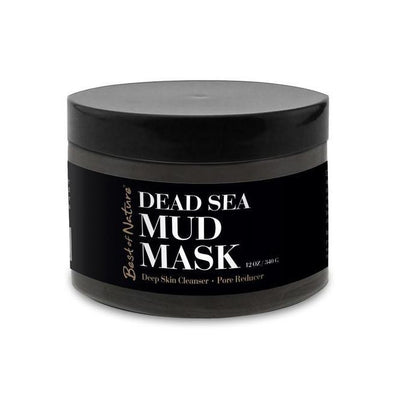 Dead Sea Mud Mask Bath & Beauty
