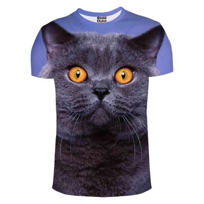 British Cat T Shirt gifts, gift ideas