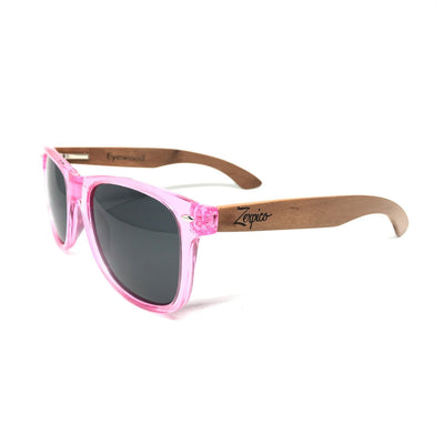 Eyewood Wayfarer - Coral Accessories