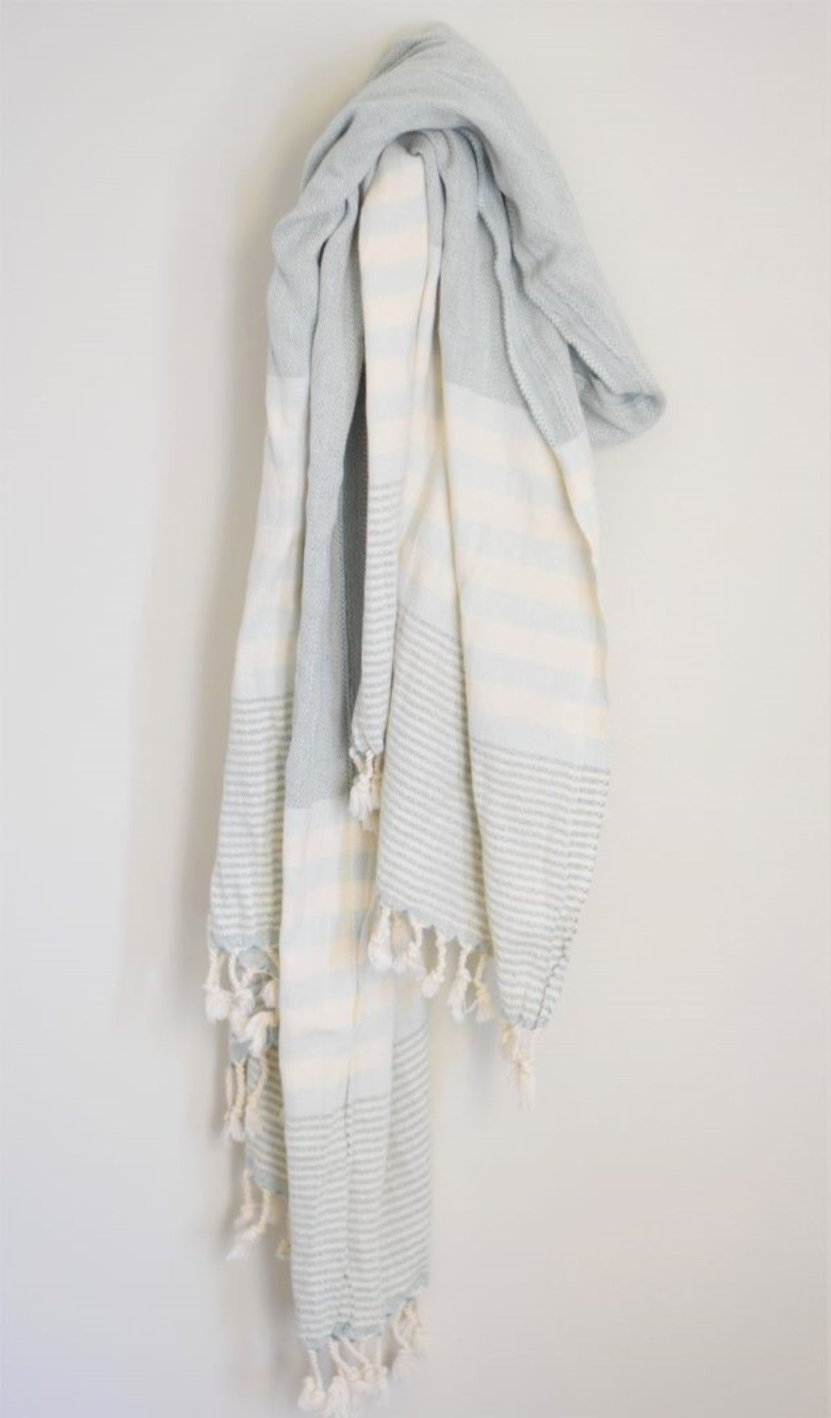 the 'hamam' towel in breeze