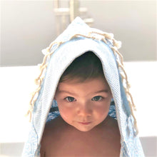 Load image into Gallery viewer, Shuttle Bug Hooded Towel [summer batch]