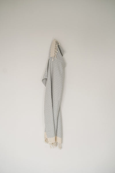 "the ""ragamuffin fringed hood towel [12M +]"