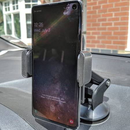 Car Mount – RoboQI Automatic Wireless Car Charger