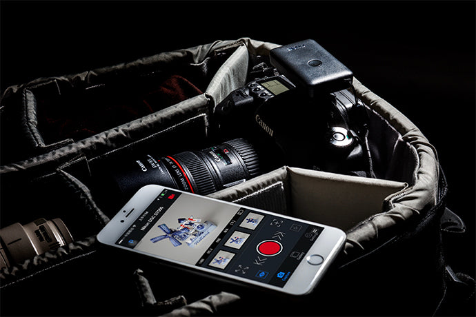 CASE Remote Air: make your camera smart