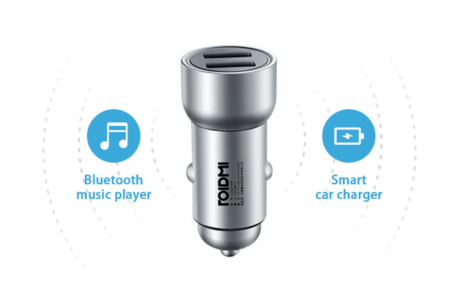 Roidmi 3s: Seamlessly Stream Music to Any Car