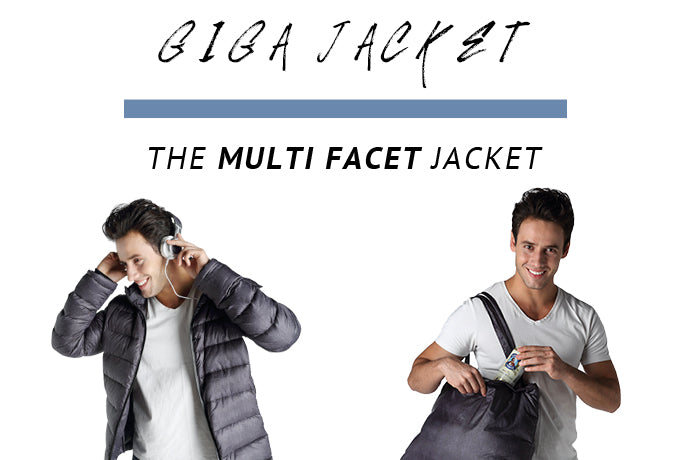 GIGA | The Super Jacket with 16 Amazing Features