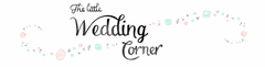 The little wedding corner apidae candles