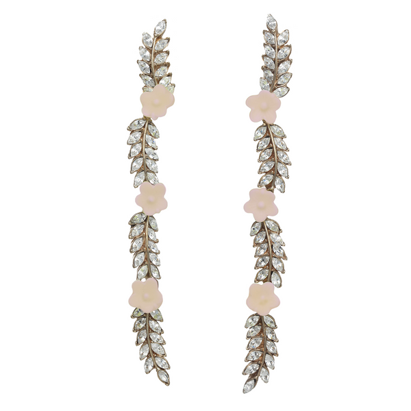 Statement Vine Earrings
