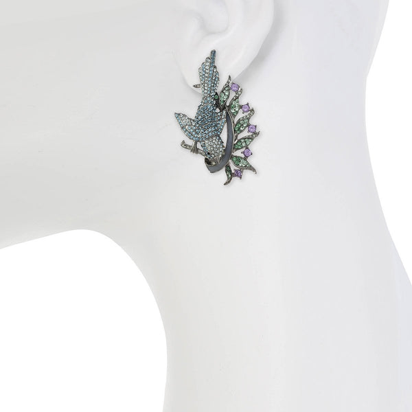 Enchanting Bird Earrings