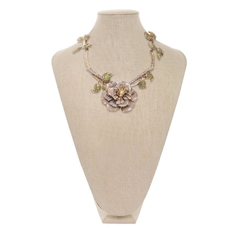 Signature Flower Necklace