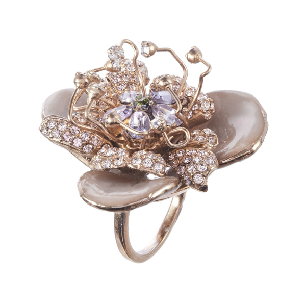 Signature Flower Ring