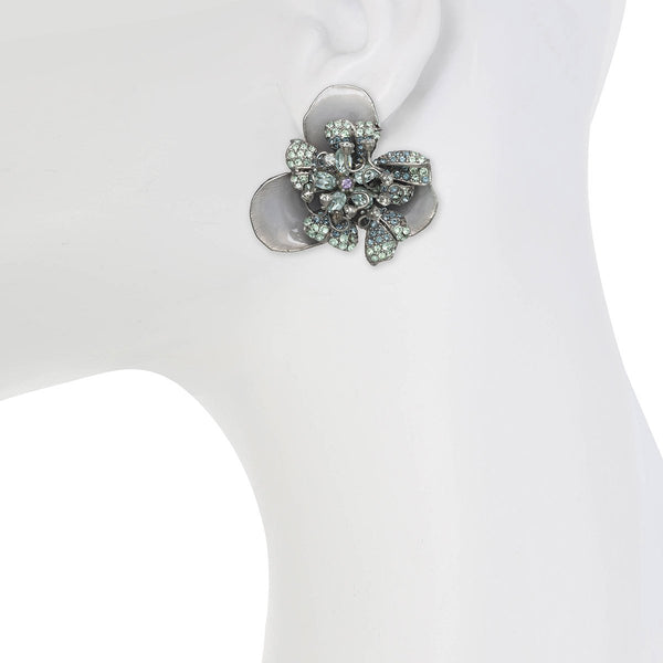 Signature Flower Earrings