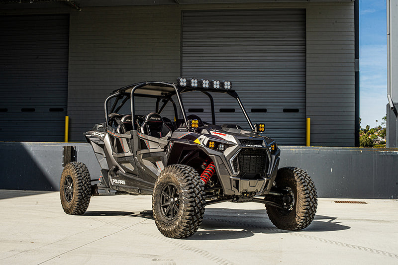 Polaris RZR Turbo S, XL Linkable Roof Bar Kit