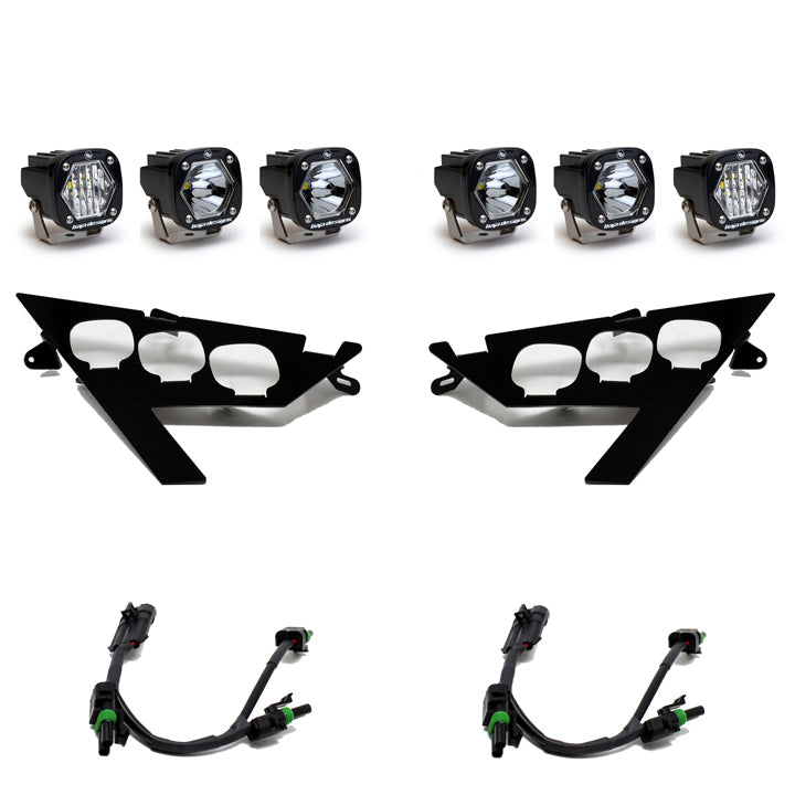 Polaris, RZR Pro XP Headlight Kits
