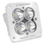 Squadron Sport, White, Flush Mount, LED Spot