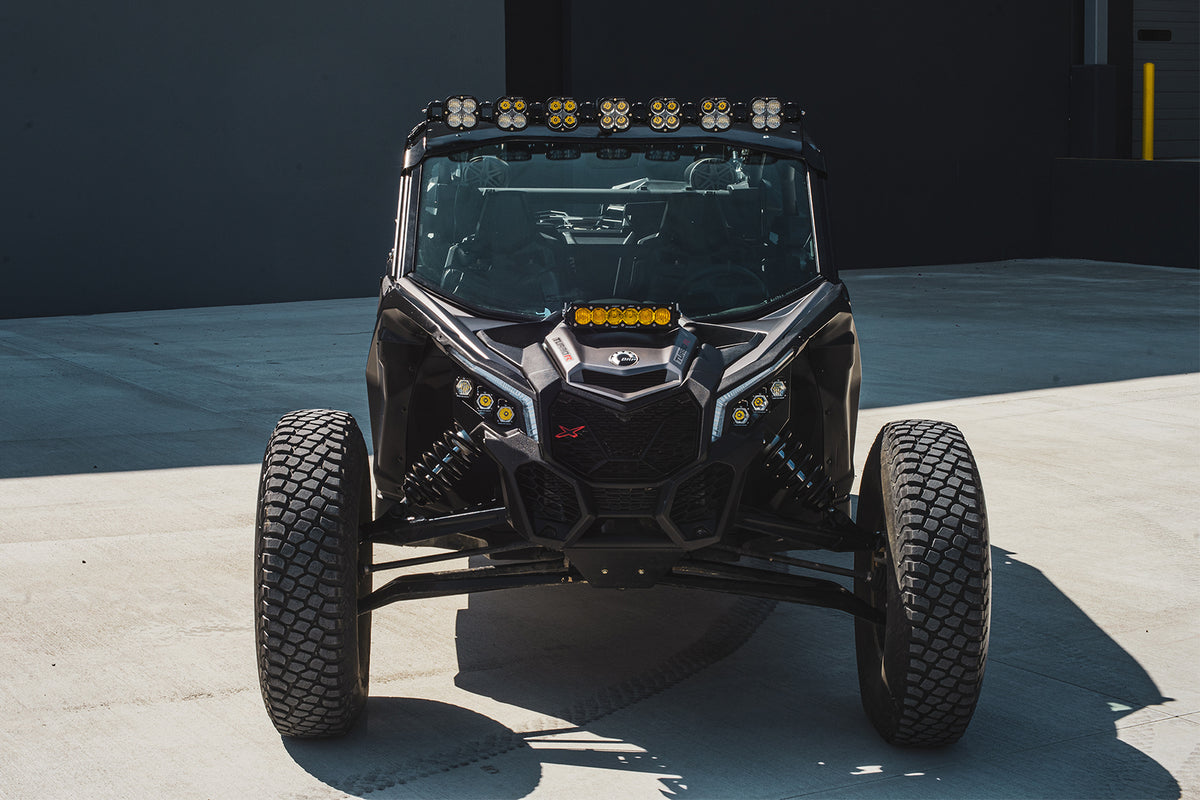 Can-Am X3, XL Linkable Roof Bar Kit