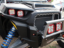 "Polaris, RZR XP/RS1/TurboS ""Pro"" Headlight Kit (14-On)"