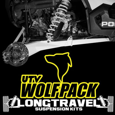 (2014-20)Polaris RZR XP1000 / Turbo Long Travel Suspension Kit +3 Heavy Duty