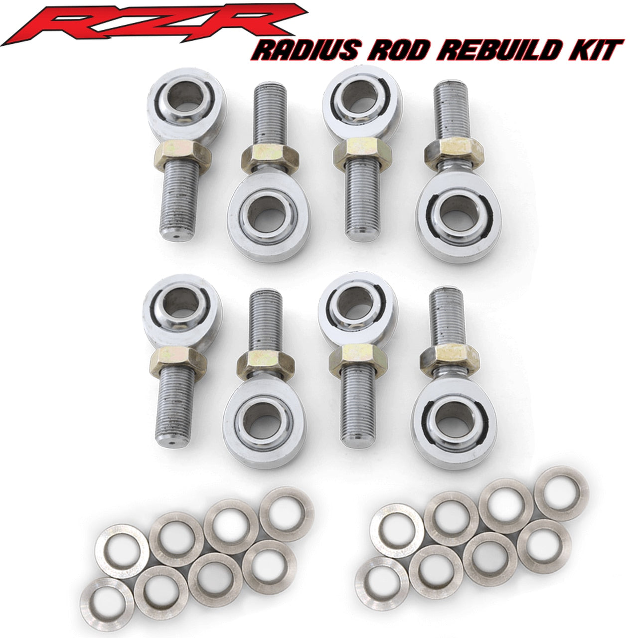 Polaris RZR Radius Rod rebuild kit