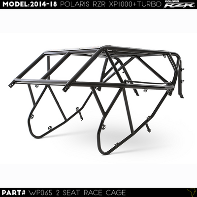 (2014-20)Polaris RZR XP1000 / Turbo Race Cage