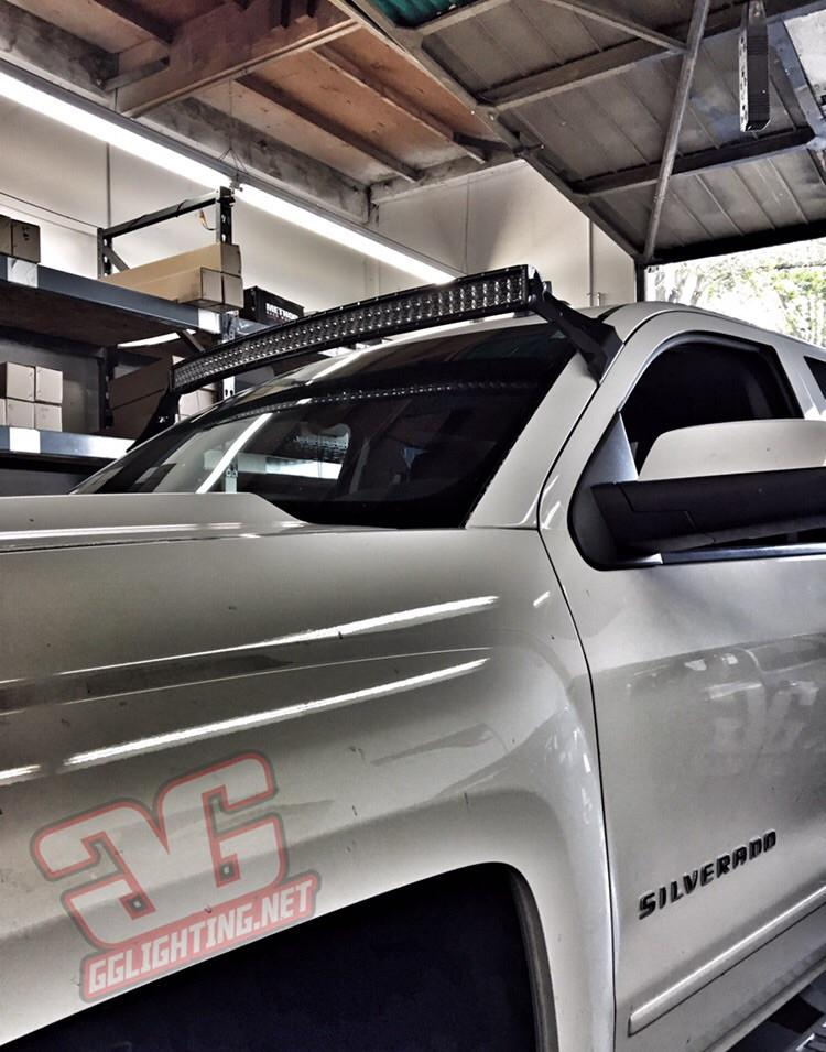 "50"" G3 Curved LED Light Bar"