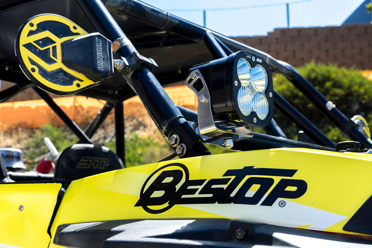 Polaris RZR XP1000, A-Pillar Kit, No Lights