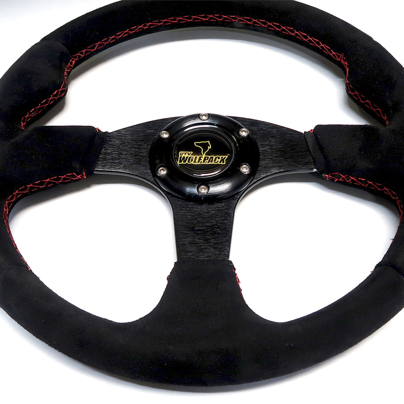 UTV Steering Wheel / Race & Sport - Suede