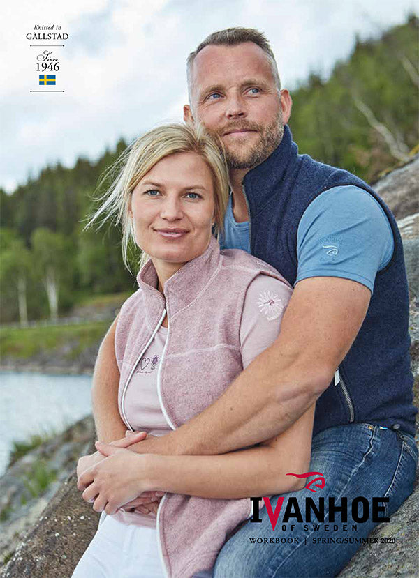 ivanhoe of sweden spring summer 2020 catalog cover