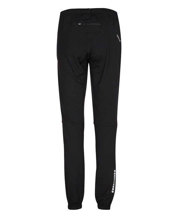 women's base cross pants by newline for aktiv scandinavian activewear back view