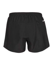 women's base trail shorts by newline for aktiv scandinavian activewear back view