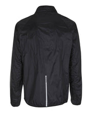 men's base windpack jacket by newline for aktiv scandinavian running clothes back view