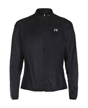 men's base windpack jacket by newline for aktiv scandinavian running clothes front view