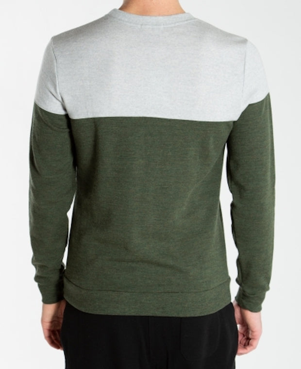Tind ColBlock Sweater for Men