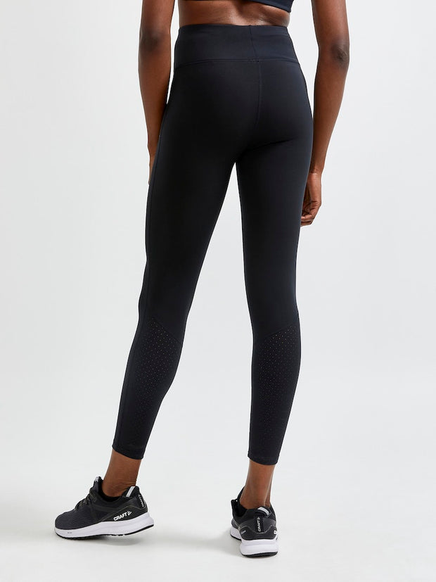 Advanced Charge Perforated Tights Women