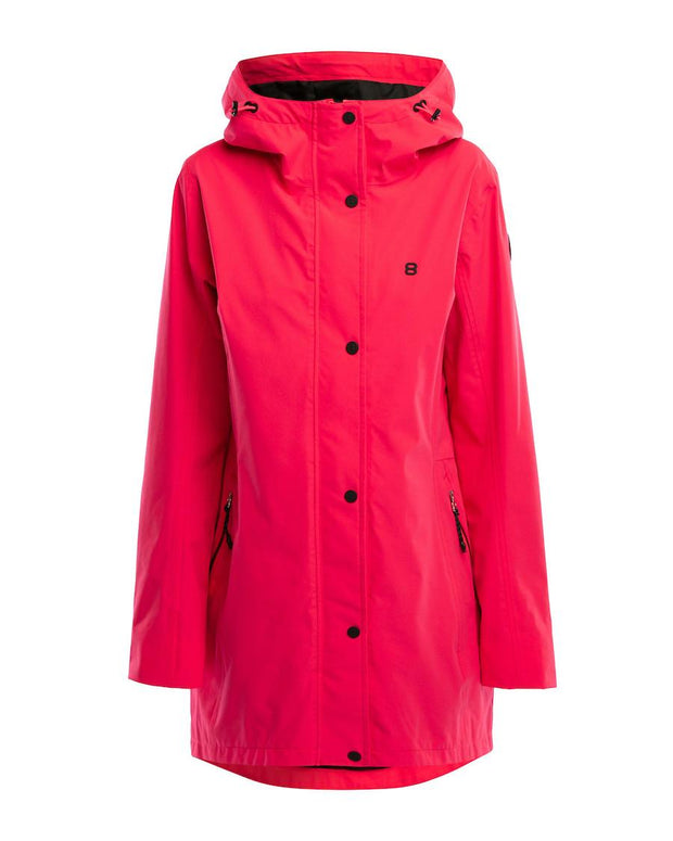 Pink Rain Coat for women by 8848