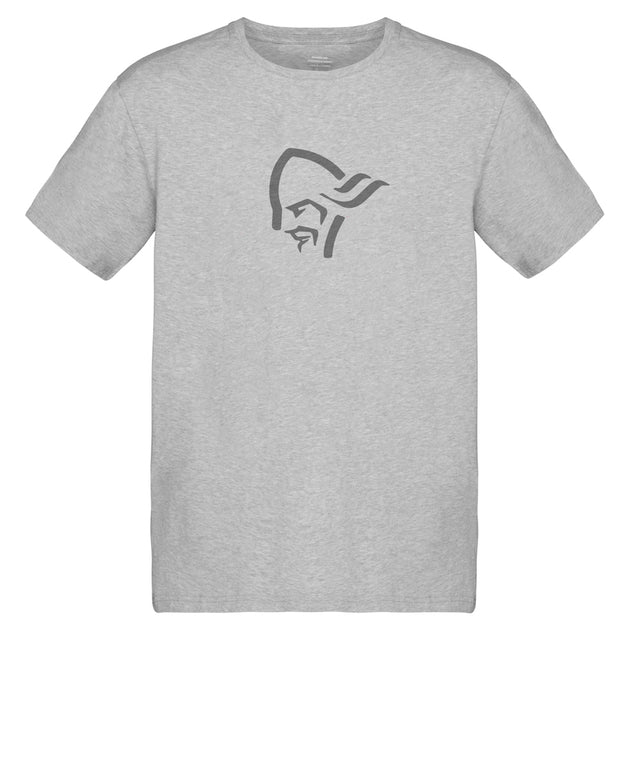 Grey Viking T-shirt for men by Norrøna