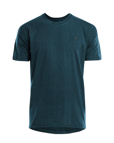 Teal T-shirt for men by 8848
