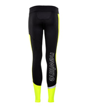 women's visio tights by newline for aktiv scandinavian running clothes back view
