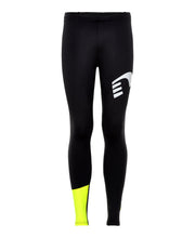 men's visio winter tights by newline for aktiv scandinavian running clothes front view