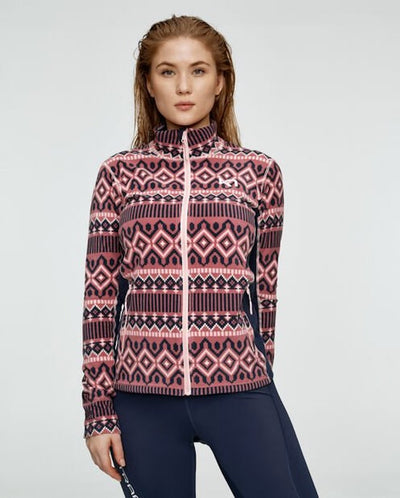 Rille Fleece Women