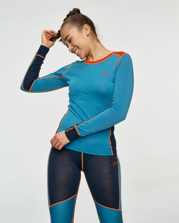 Lam Long Sleeve Women