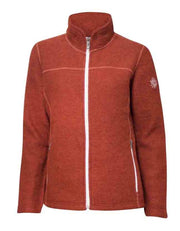 Beata Full Zip Sweater Womens