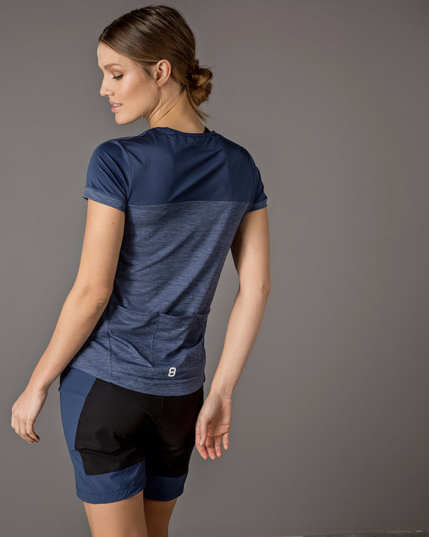 Ceres Bike Tee for Women by 8848 Altitude