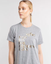Women's t-shirt with passion for the mountains written on it by 8848